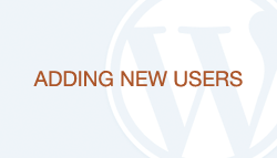 WordPress How-To Videos: Part 15 - Users