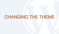 WordPress How-To Videos: Changing the Theme | TrendMedia San Francisco